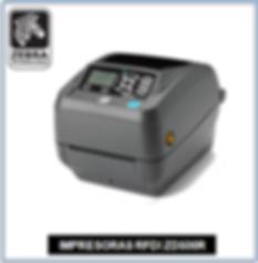 Impresora Zebra ZD500R
