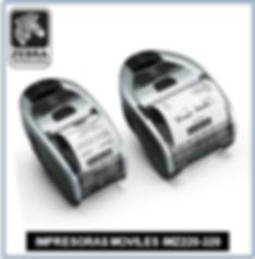 Impresoras Zebra iMZ220-320