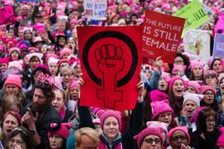 Women's March - January 20, 2017