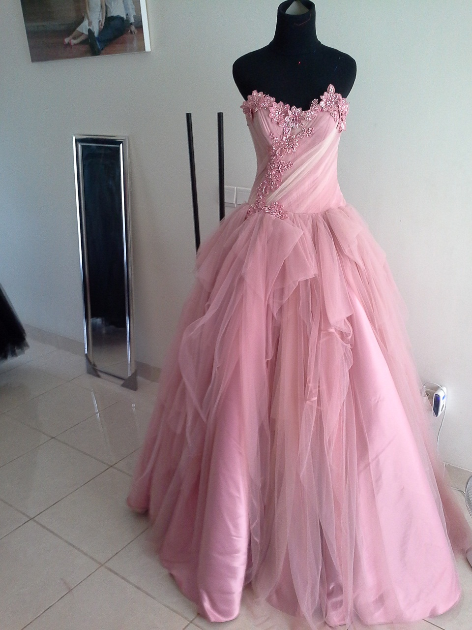 Pre Wedding Dress