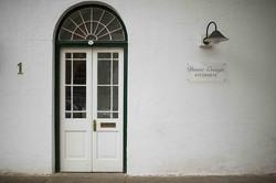 Danie Cronje Offices- front door