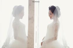 Custom Wedding Gown 2014