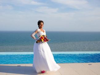 Fotos oficiais da noiva Islay