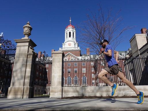 Squires Long Run at Marathon Effort