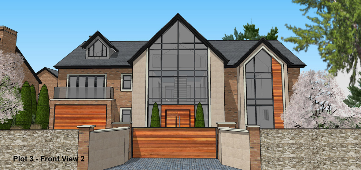 Plot 3 - Front View 2