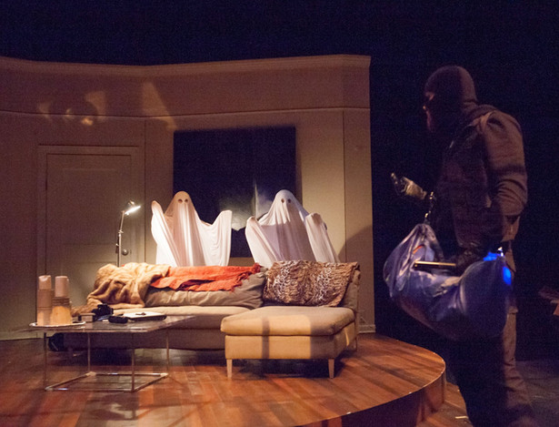 """Home Invasion"" Actors Theatre of Louisville."