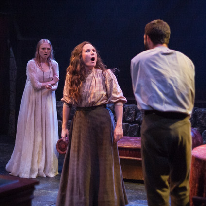 """Dracula"" Actors Theatre of Louisville."