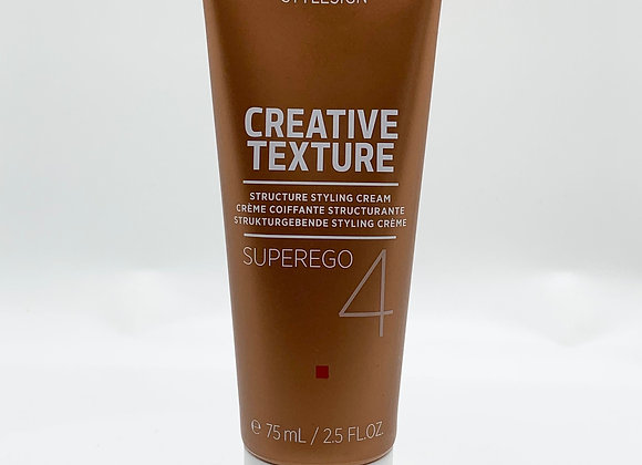 Style Sign Creative Texture Structure Styling Cream