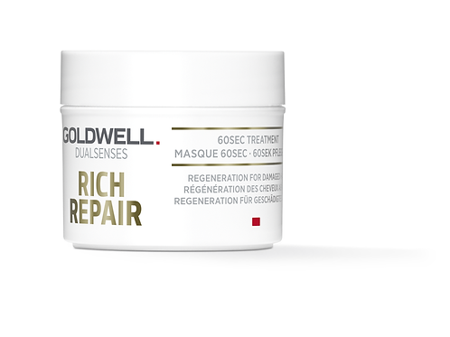 Dual Senses Rich Repair 60 Sec Treatment