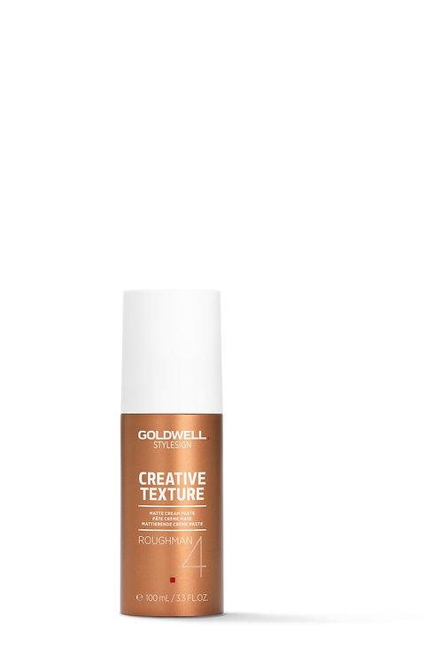 Style Sign Creative Texture Matt Cream Paste Roughman