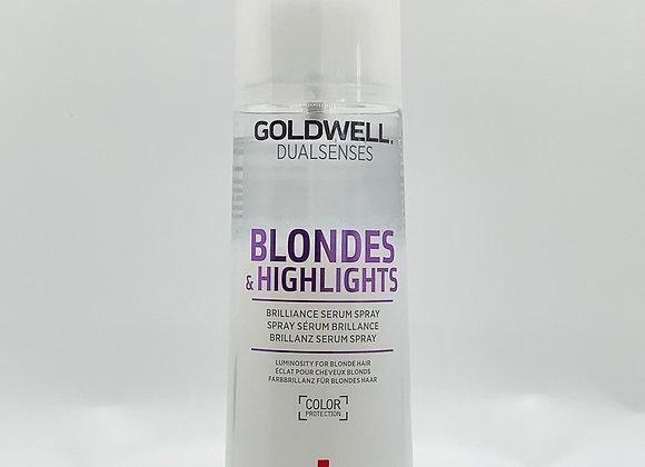 Dual Senses Blondes & Highlights Brilliance Serum Spray