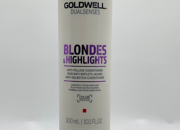 Dual Senses Blondes & Highlights Anti- Yellow Conditioner