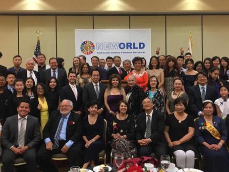 Fundación Fidal: Rosalía Arteaga recibió galardón Northern Star Grand Award