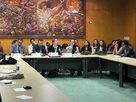 CERES participó en Conversatorio organizado por la UASB