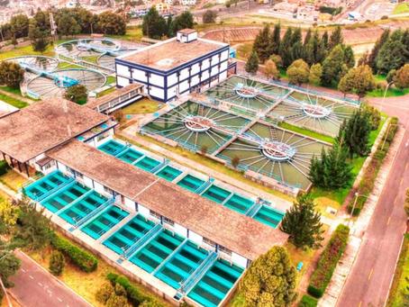 EPMAPS destina USD 221 millones para optimización del sistema de agua potable para Quito