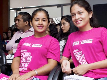 """Plan Internacional: Niñas comparten sus anhelos y barreras, a través de """"Cartas de niñas"""""""