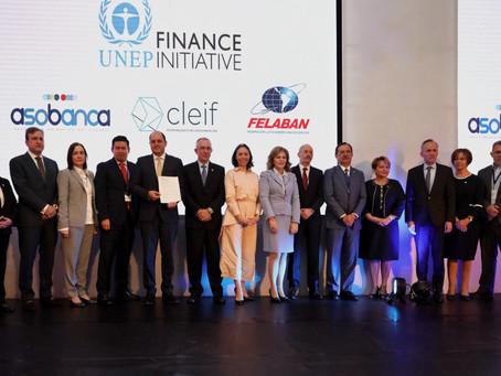ECUADOR es el país con más bancos privados adheridos a los principios de banca responsable UNEP – FI