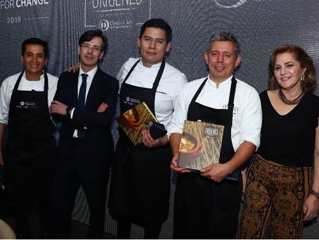 DINERS CLUB DEL ECUADOR ofreció a sus socios una experiencia gastronómica con reconocidos chef inter