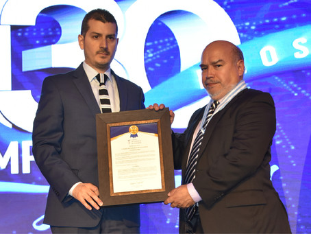 Grupo DIFARE recibe reconocimiento a la innovación empresarial