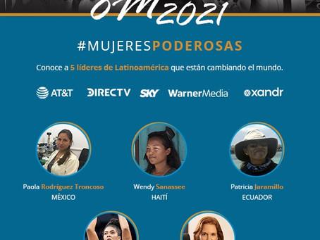 DIRECTV Ecuador: Mujeres poderosas que están cambiando el mundo