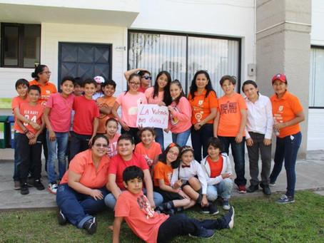 SHAKESPEARE SCHOOL realizó actividades por el Día Internacional de la eliminación de la violencia co