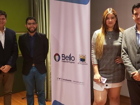 Corporación Maresa participó en la semana por la seguridad vial del  Municipio de Bello en Colombia