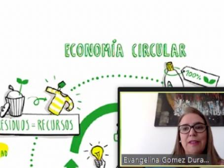 CERES presentó ponencia en espacio de Fundación Ecuador