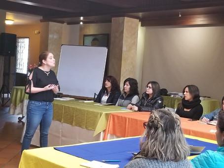 CERES participó en Programa de Innovación en las Prácticas Gerenciales de las Mujeres