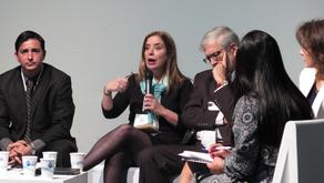 Evangelina Gómez-Durañona participó en diálogo por Día de la RS en Quito