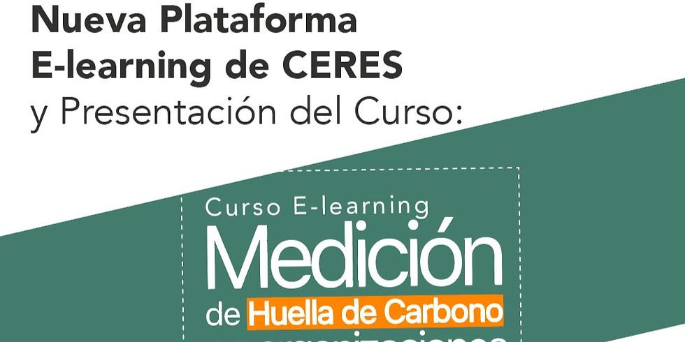Lanzamiento de la nueva Plataforma E-learnig de CERES