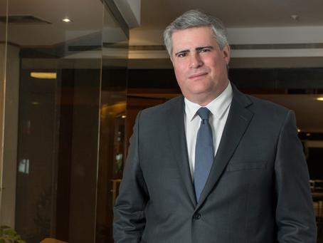 Carlos Zarlenga asume la Presidencia de GM Sudamérica