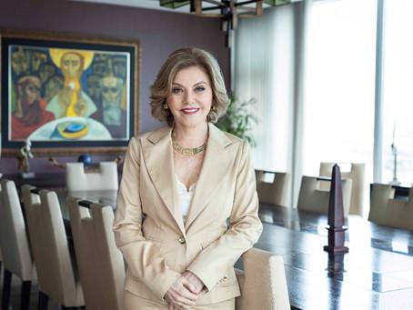 CONSORCIO NOBIS: Isabel Noboa Pontón, elegida como la empresaria más respetada de Ecuador en 2020