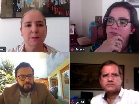 CEOs hablaron de sus experiencias y aprendizajes frente a la Crisis por el COVID-19