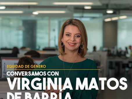 Conversamos con Virginia Matos de Barría, Presidenta Ejecutiva de Nestlé Ecuador