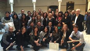 Delegación ecuatoriana participó en el IV Posgrado Iberoamericano de Responsabilidad Social Empresar