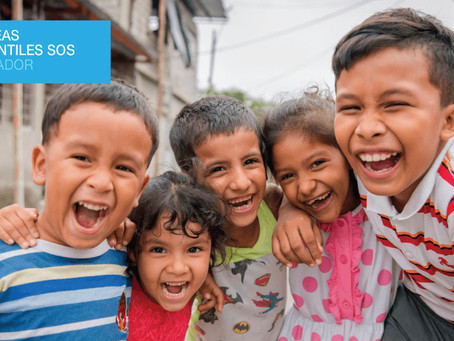 ALDEAS INFANTILES SOS ECUADOR: Principales Acciones ante la Emergencia Nacional COVID-19