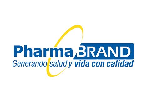 Bienvenida a PharmaBrand