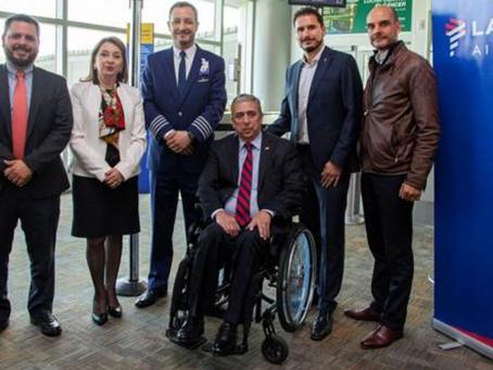 QUIPORT: Aeropuerto Mariscal Sucre continúa con expansión de nuevas rutas de conectividad