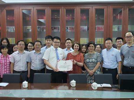 Fundación Fidal: Universidad china otorga Profesorado Honoris Causa a Rosalía Arteaga