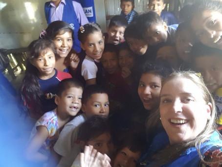 Miembros de CERES visitaron Plan Internacional en Guayaquil