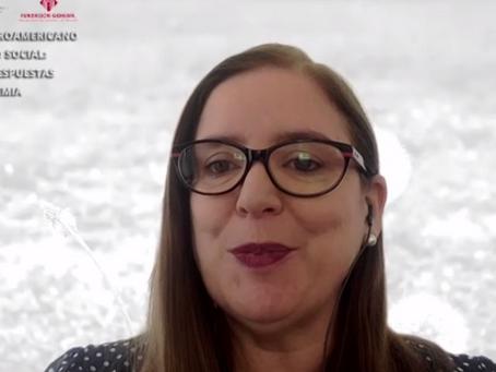 CERES participó en Conversatorio Iberoamericano de Responsabilidad Social