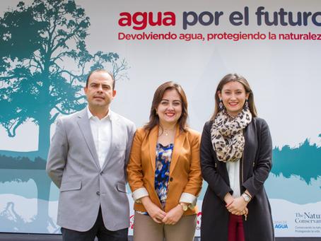 Fundación Coca-Cola participó en foro de Habitat III