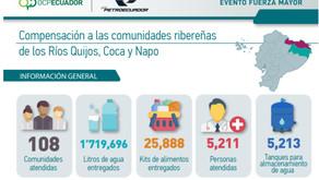 OCP Ecuador ratifica su compromiso con la reparación integral