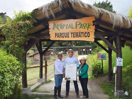 BiOALiMENTAR firma convenio de sostenibilidad con fundación Animal Park
