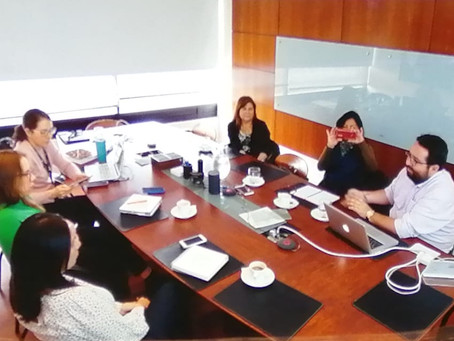 CERES dictó charla de Responsabilidad Social a Comunicadores de Seguros Confianza