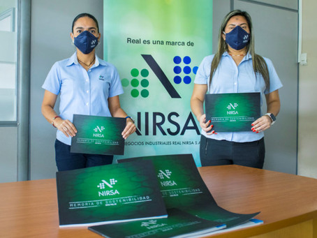 NIRSA presenta su Memoria de Sostenibilidad 2019