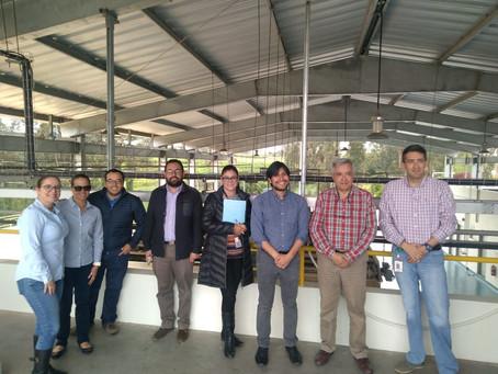 CERES coordinó visita a Pronaca de delegados de Ministerio
