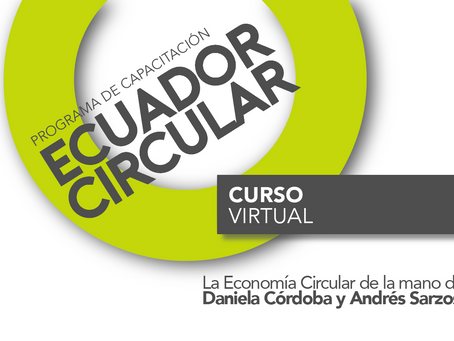 CURSO VIRTUAL: Ecuador Circular