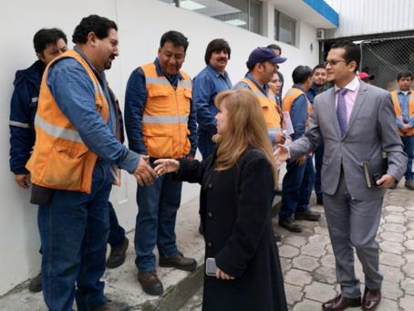 LA CNT entrega infraestructura moderna y segura a su personal técnico