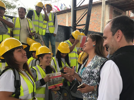 Holcim Ecuador estrena nueva edición del curso Supérate
